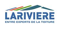 Logo Larivière - Entre spécialiste de la toiture