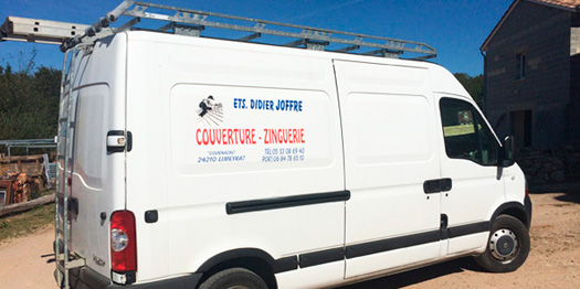 Couvreur Thenon - SCC Joffre Didier